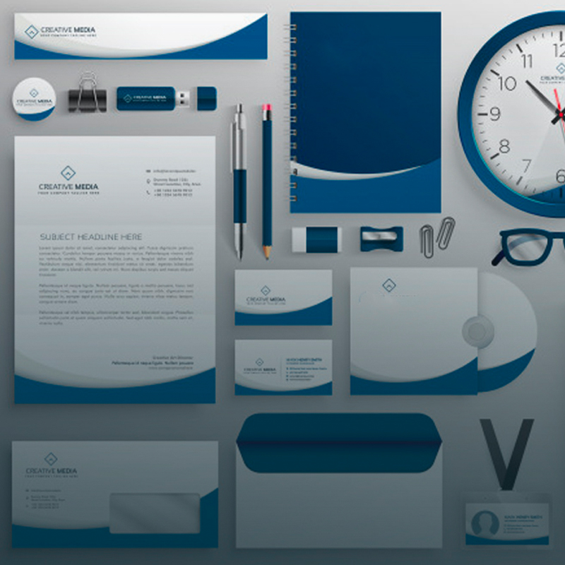 Brand Identity Consulting and Design - Website